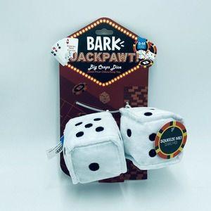 Bark Box Big Craps Dice S-M Casino